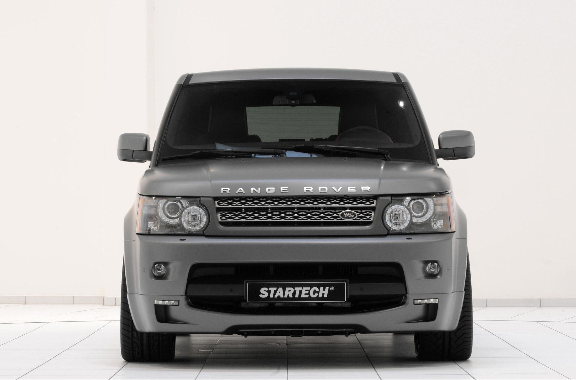 New 2011 Startech Range Rover Sport News And Information On This Month