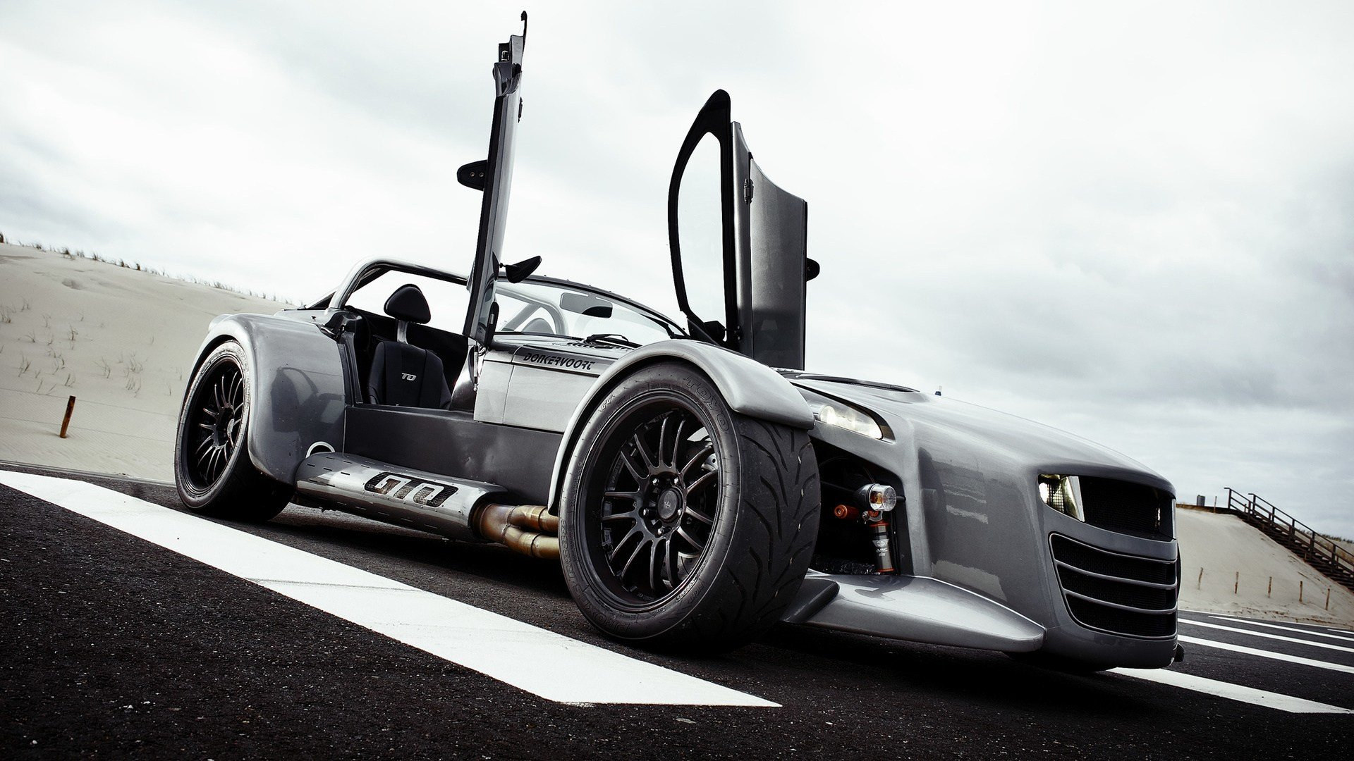 New Donkervoort D8 Gto 2011 Wallpapers And Hd Images Car Pixel On This Month