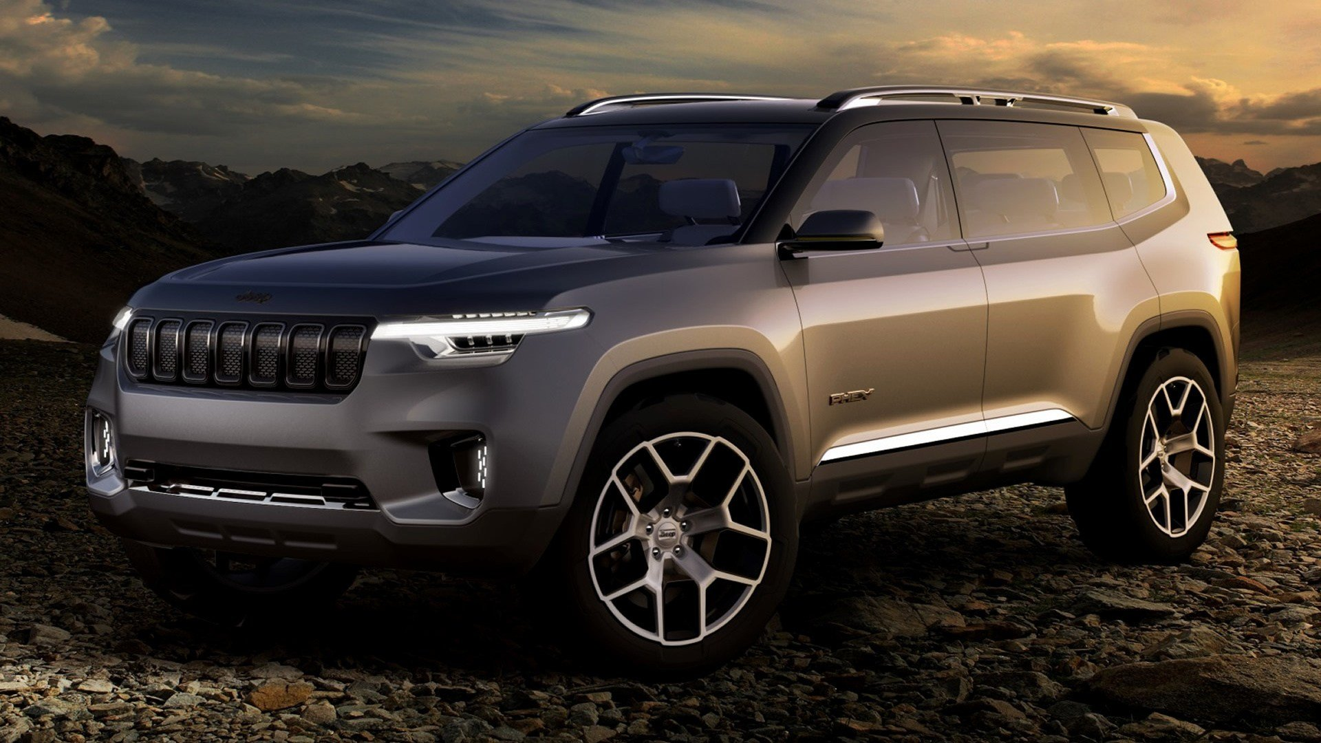 New 2017 Jeep Yuntu Concept Wallpapers And Hd Images Car Pixel On This Month