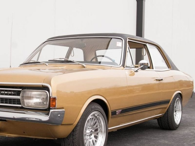 New 1970 Opel Rekord For Sale Classic Car Ad From On This Month
