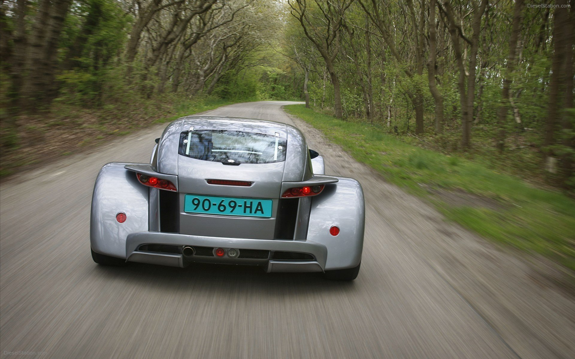 New Donkervoort D8 Gt 2010 Widescreen Exotic Car Wallpapers On This Month