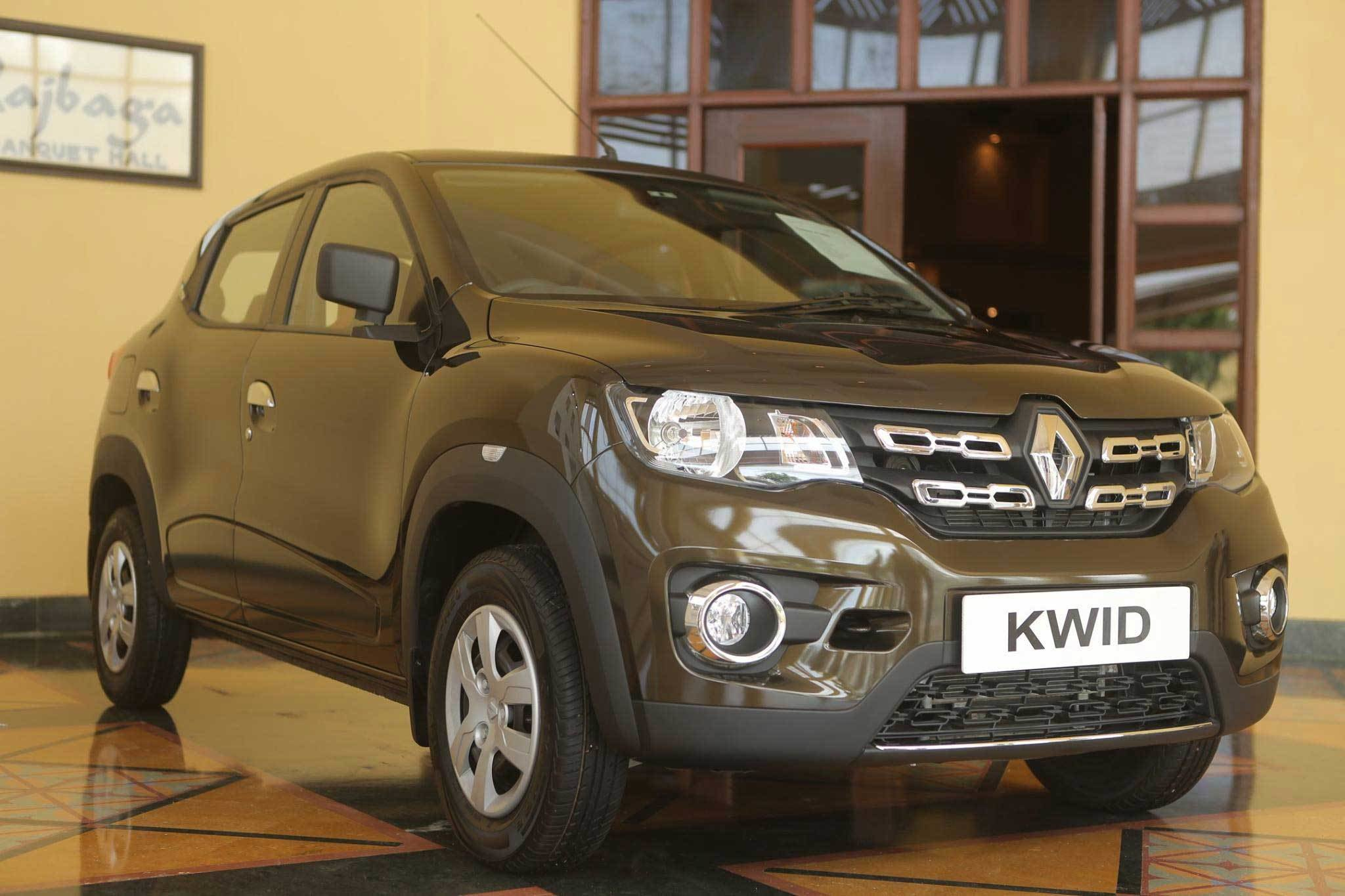 New Renault Kwid Standard Exterior Image Gallery Pictures Photos On This Month