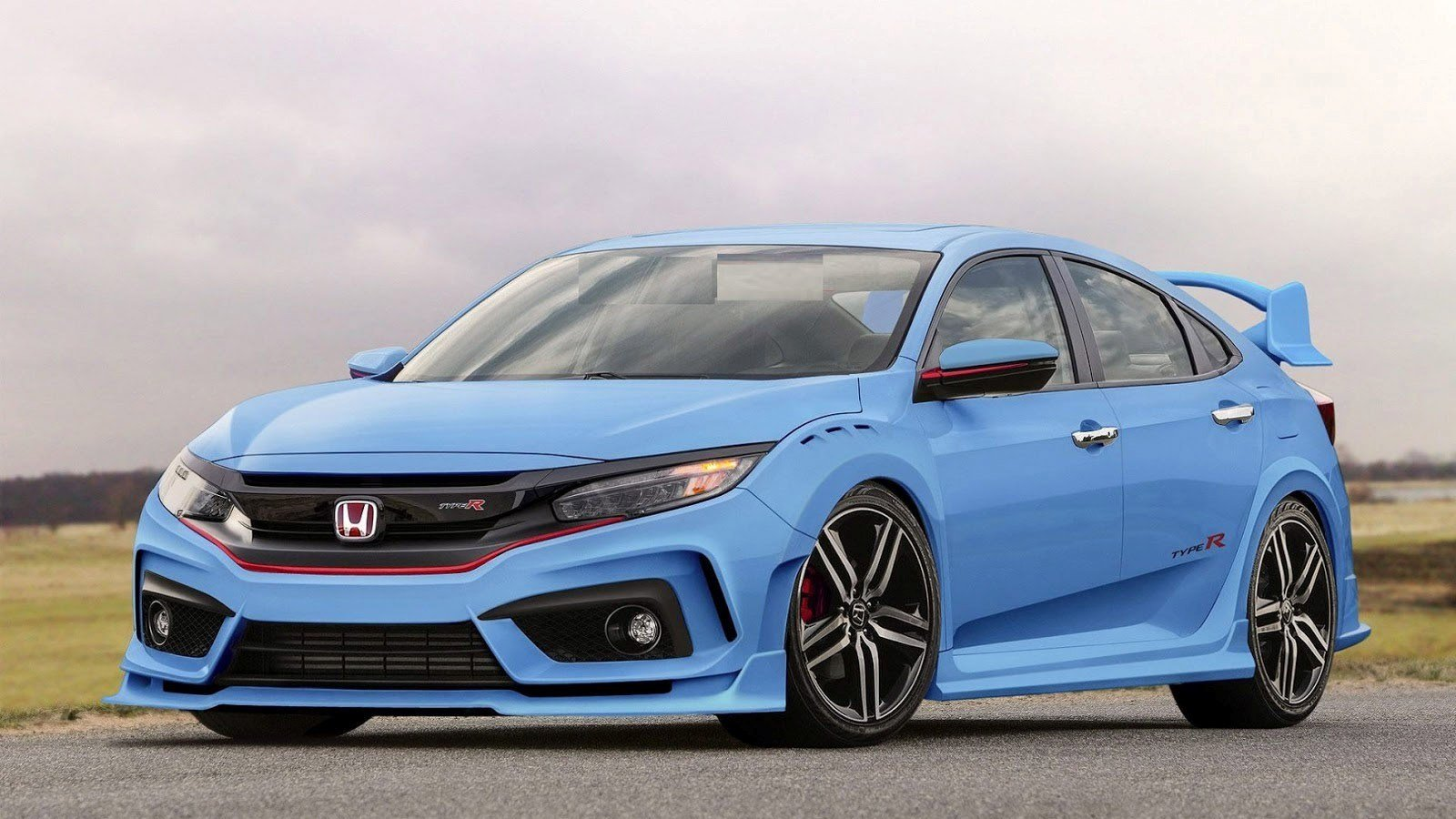 New 2018 Honda Civic Si Coupe Car Hd Wallpapers On This Month