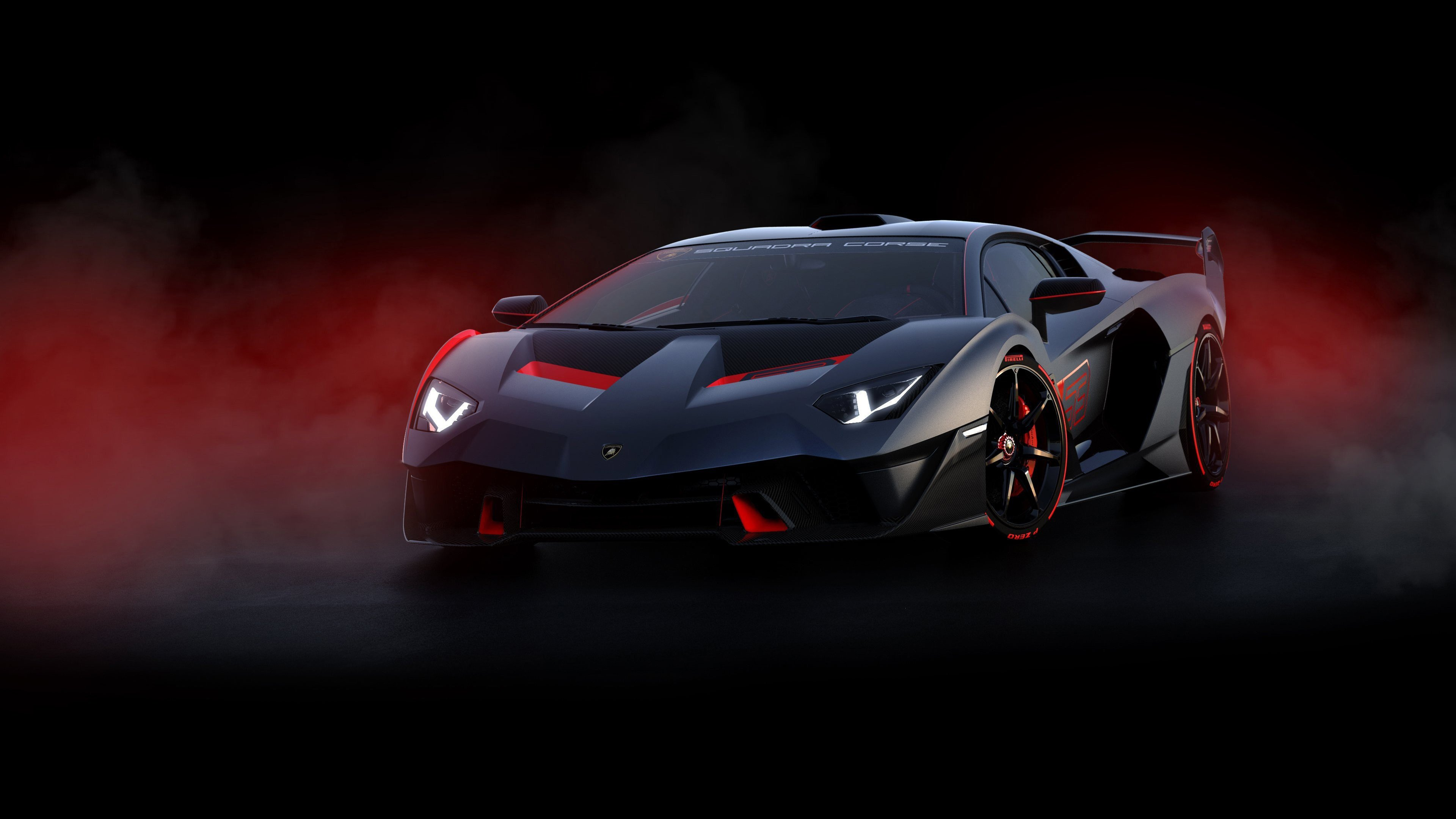 New 4K Car Wallpaper Of 2019 Lamborghini Sc18 Alston Hd On This Month
