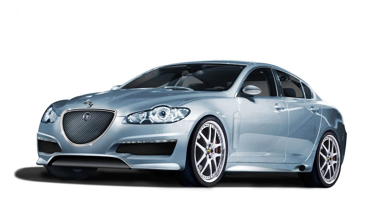 New 2015 Jaguar Xf 17 Car Hd Wallpaper On This Month