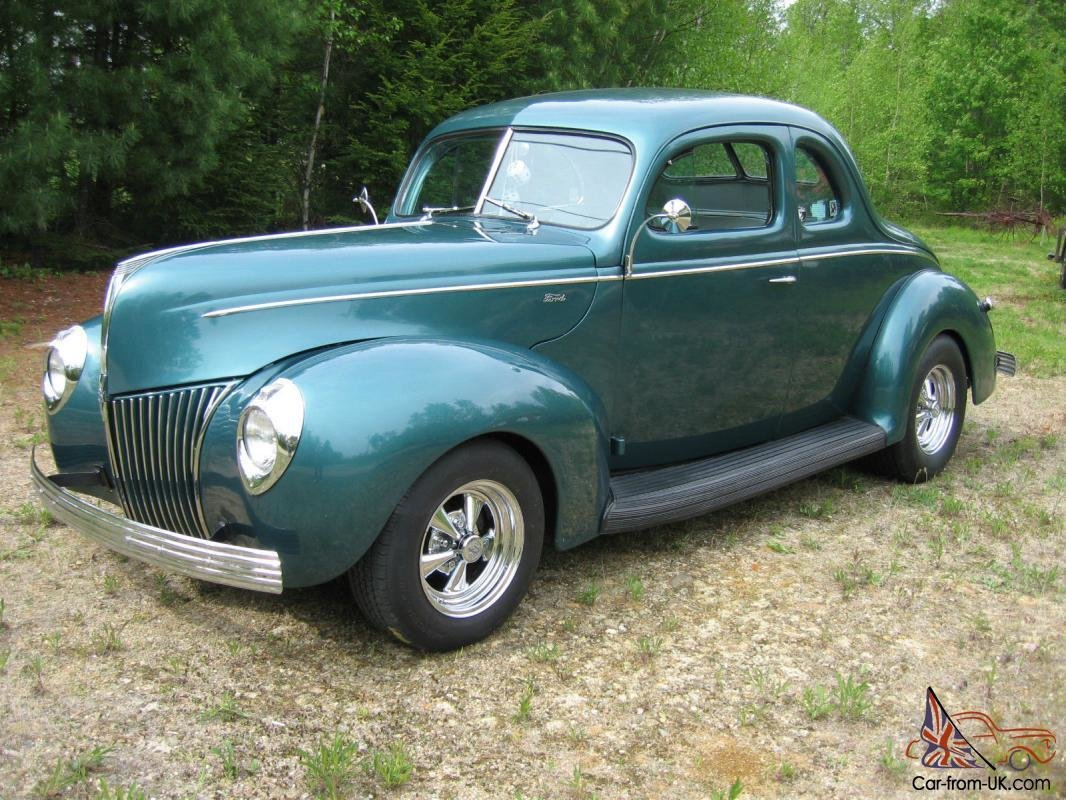 New 1940 Ford Coupe Hot Rod Street Rod On This Month Original 1024 x 768