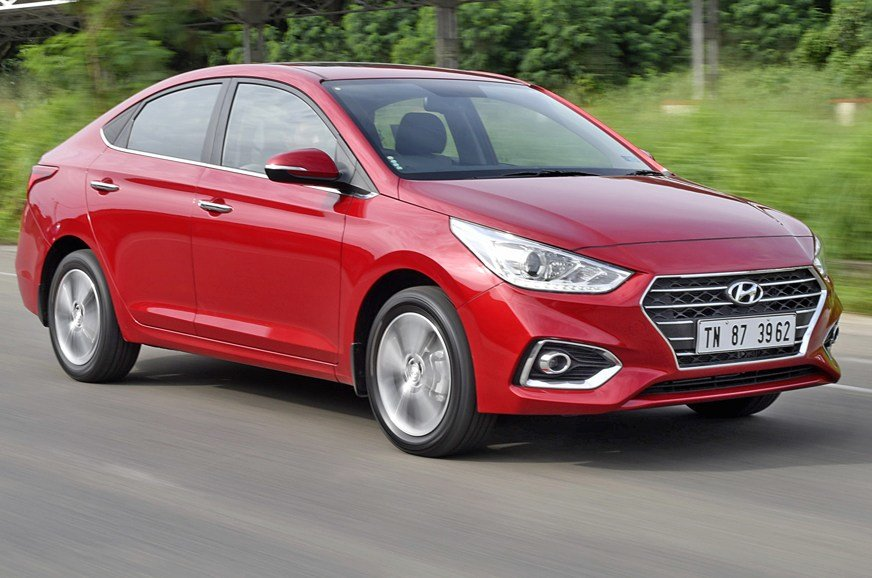 New 2017 Hyundai Verna Review Test Drive Autocar India On This Month