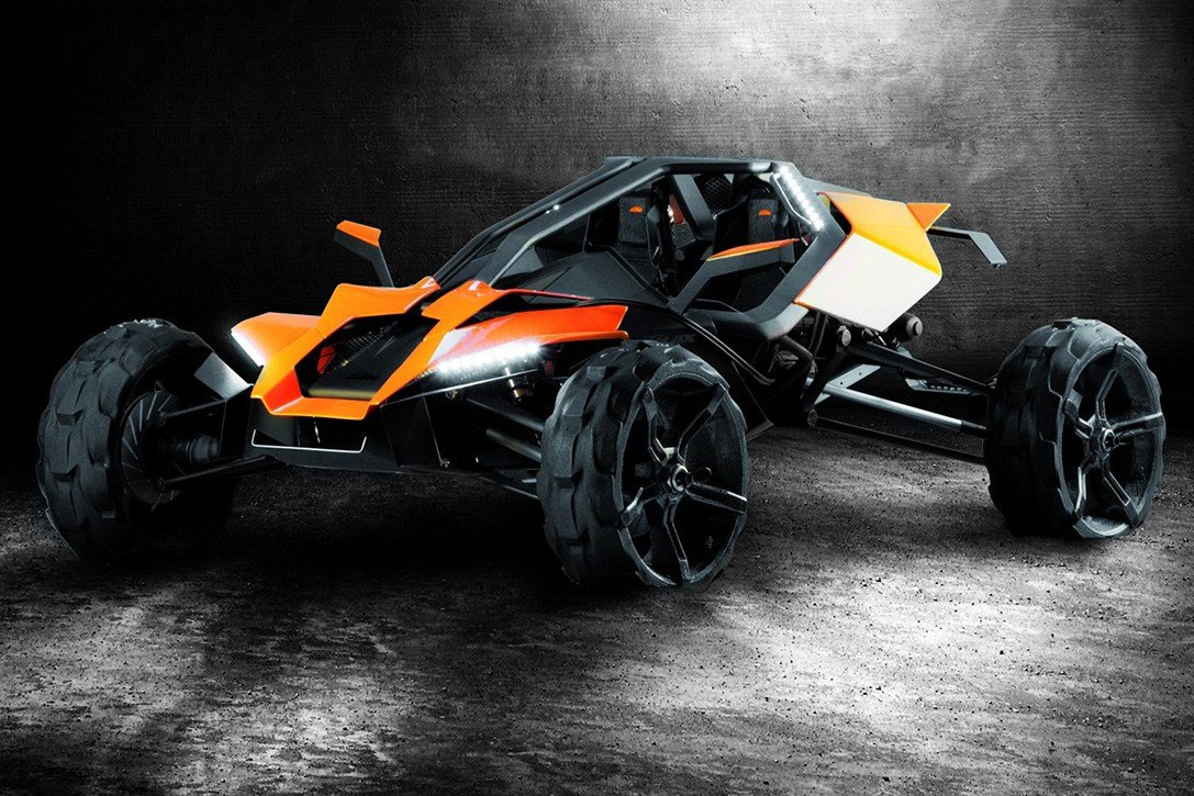 New Ktm Ax Buggy Concept Hiconsumption On This Month