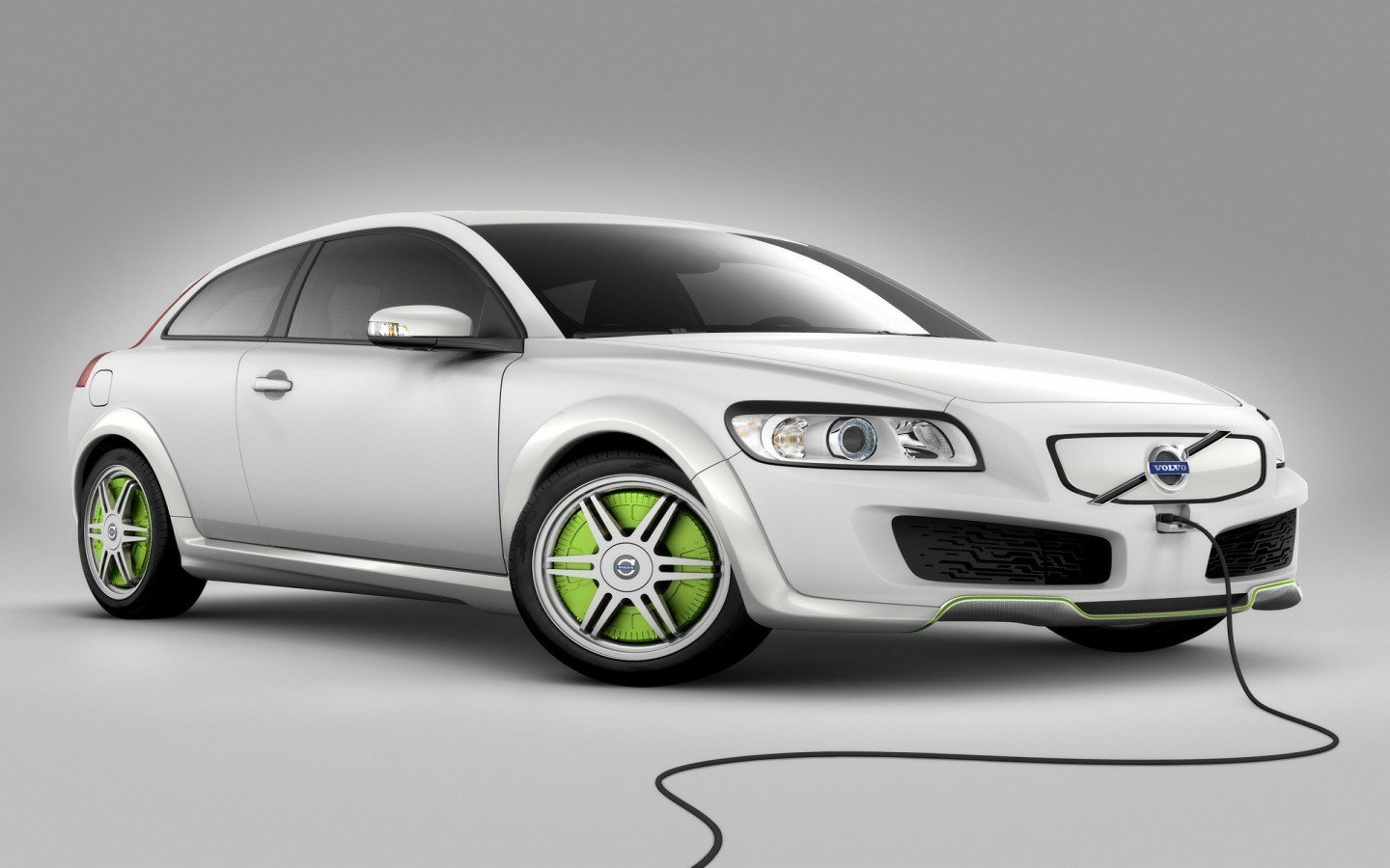 New Volvo Recharge Concept 2007 Wallpaper Volvo Cars On This Month