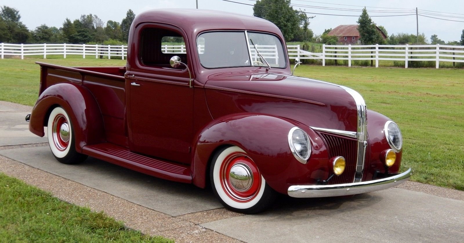 New Timeless Classic 1940 Ford Truck Hot Rod For Sale On This Month Original 1024 x 768