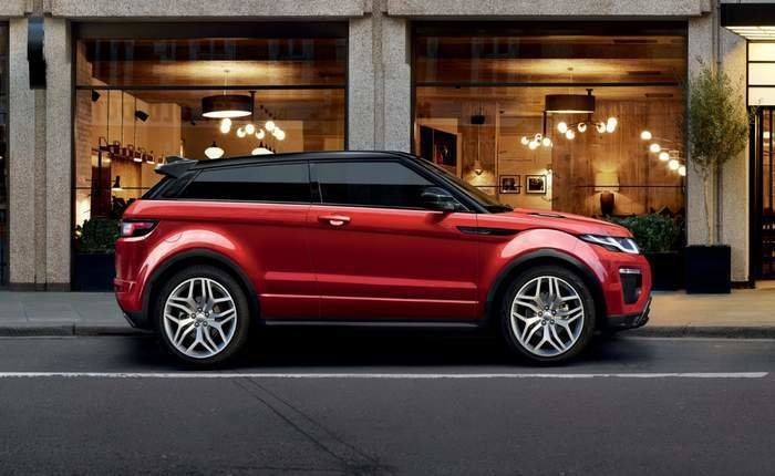 New Land Rover Range Rover Evoque India Price Review Images On This Month