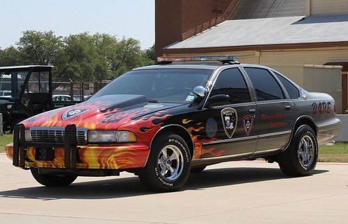 New The History Of Chevrolet Police Cars On This Month