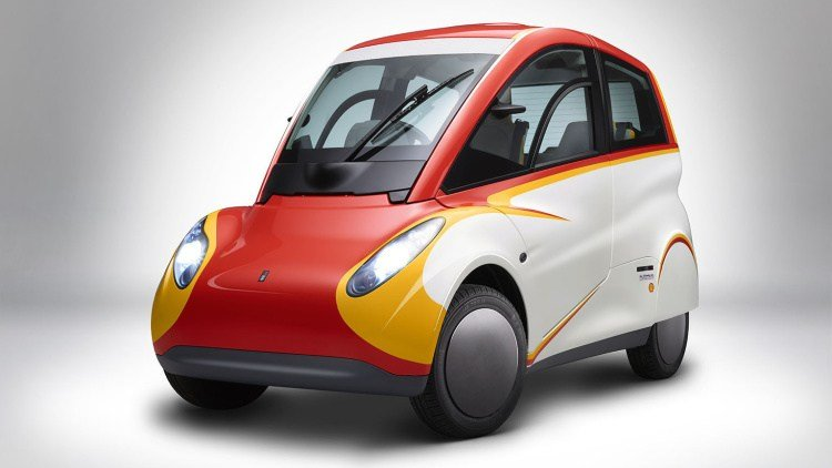 New Gordon Murray S City Car Redesigned With Help From Shell On This Month