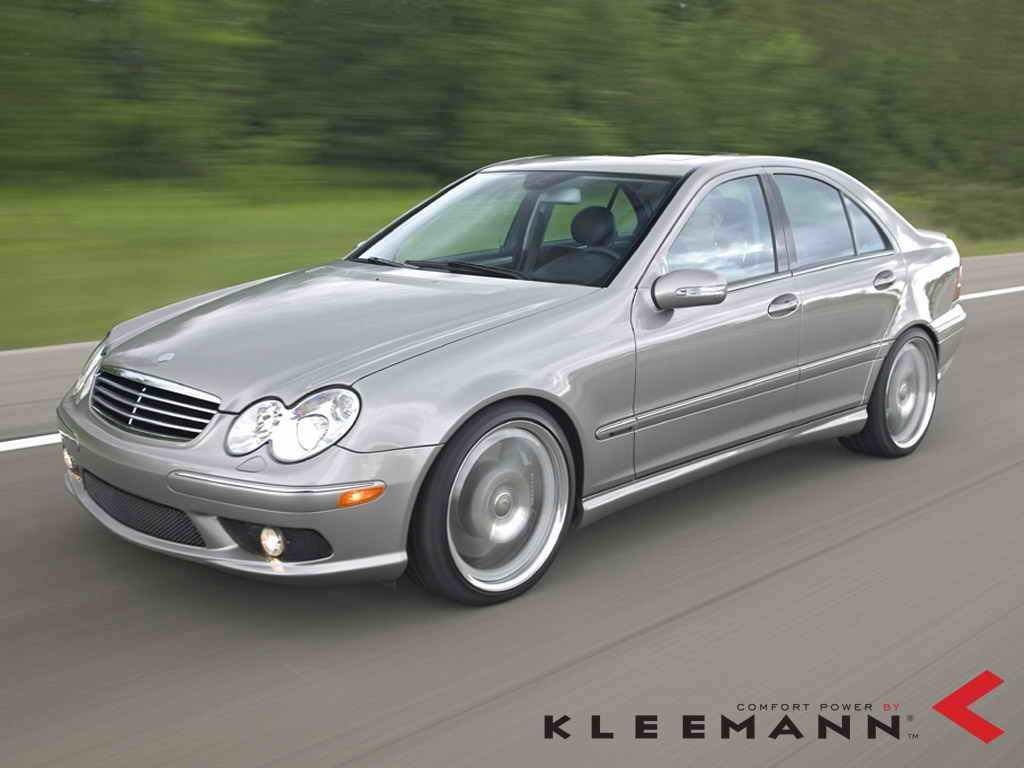 New 2005 Kleemann C55K S8 Review Top Speed On This Month