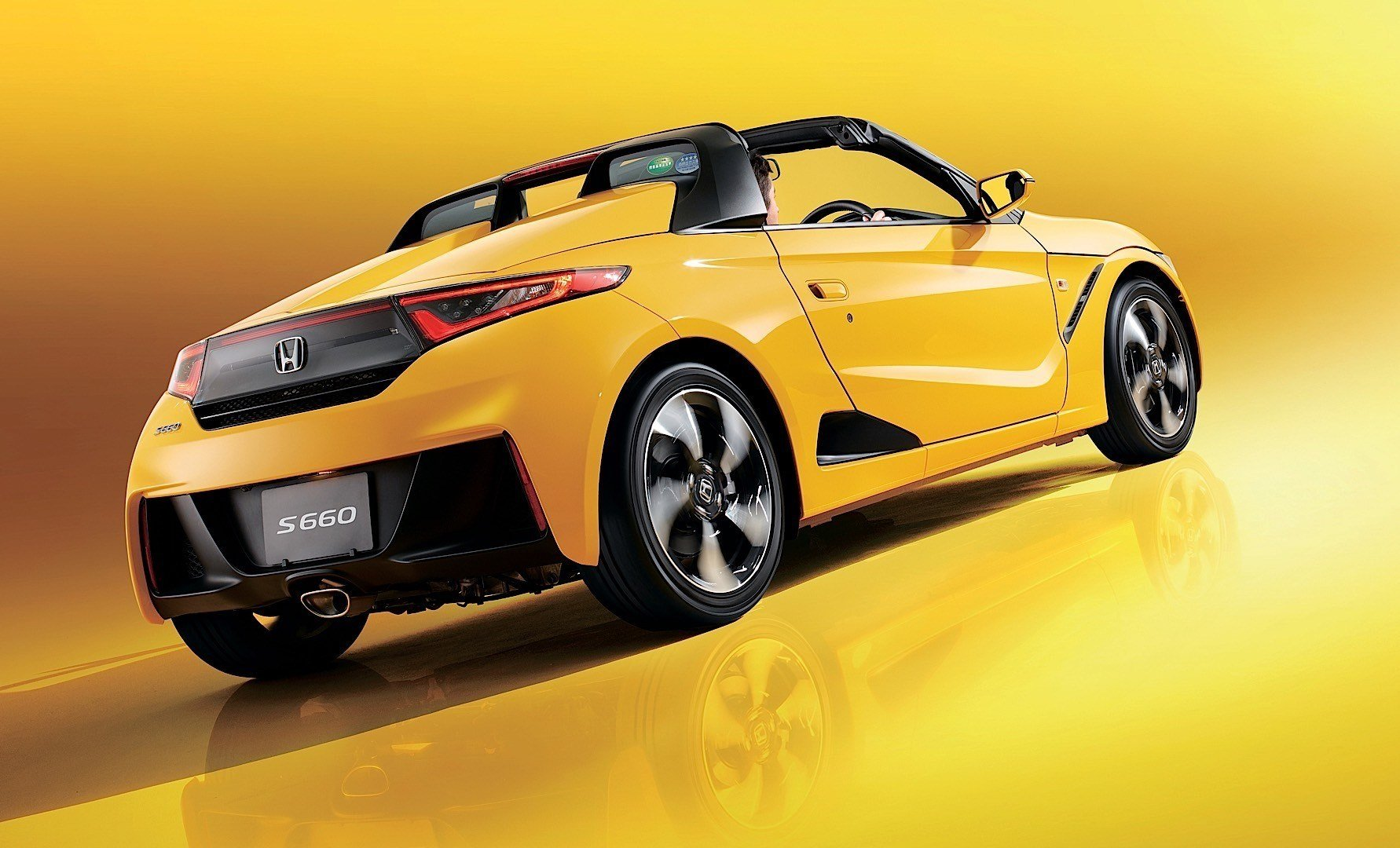 New Honda S660 2015 2016 Autoevolution On This Month
