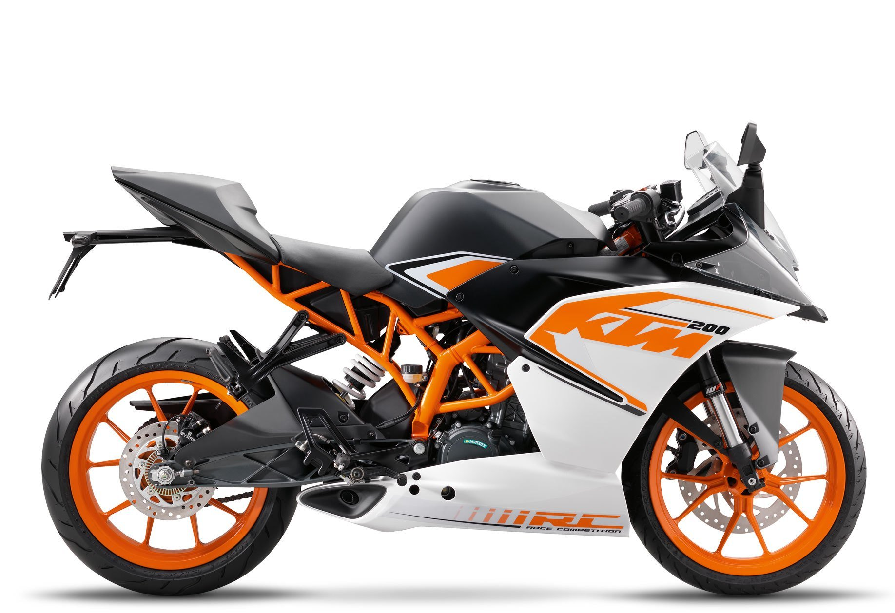 New Ktm Rc 200 2016 Autoevolution On This Month