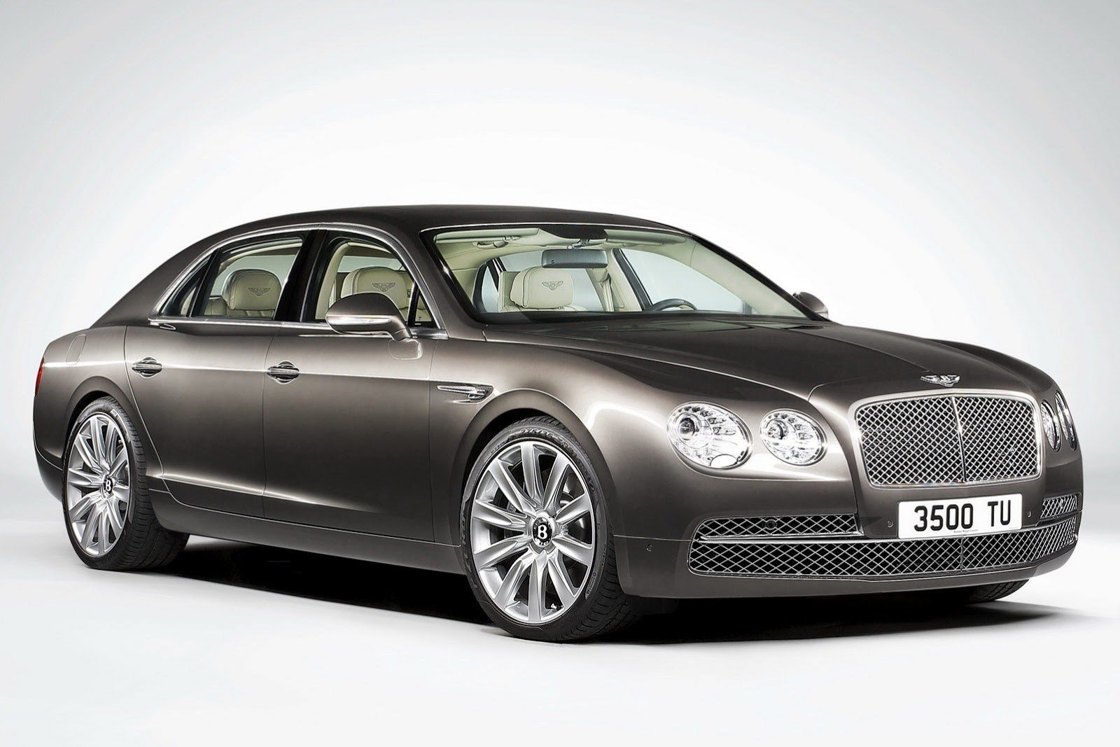 New The Wait Is Over New Bentley Flying Spur Revealed On This Month