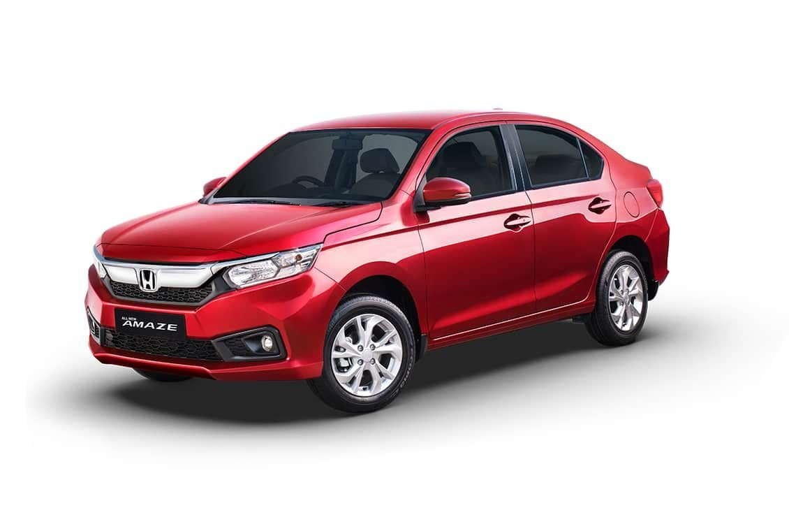 New Honda Amaze 2018 Listed On Official Website Ahead Of India On This Month