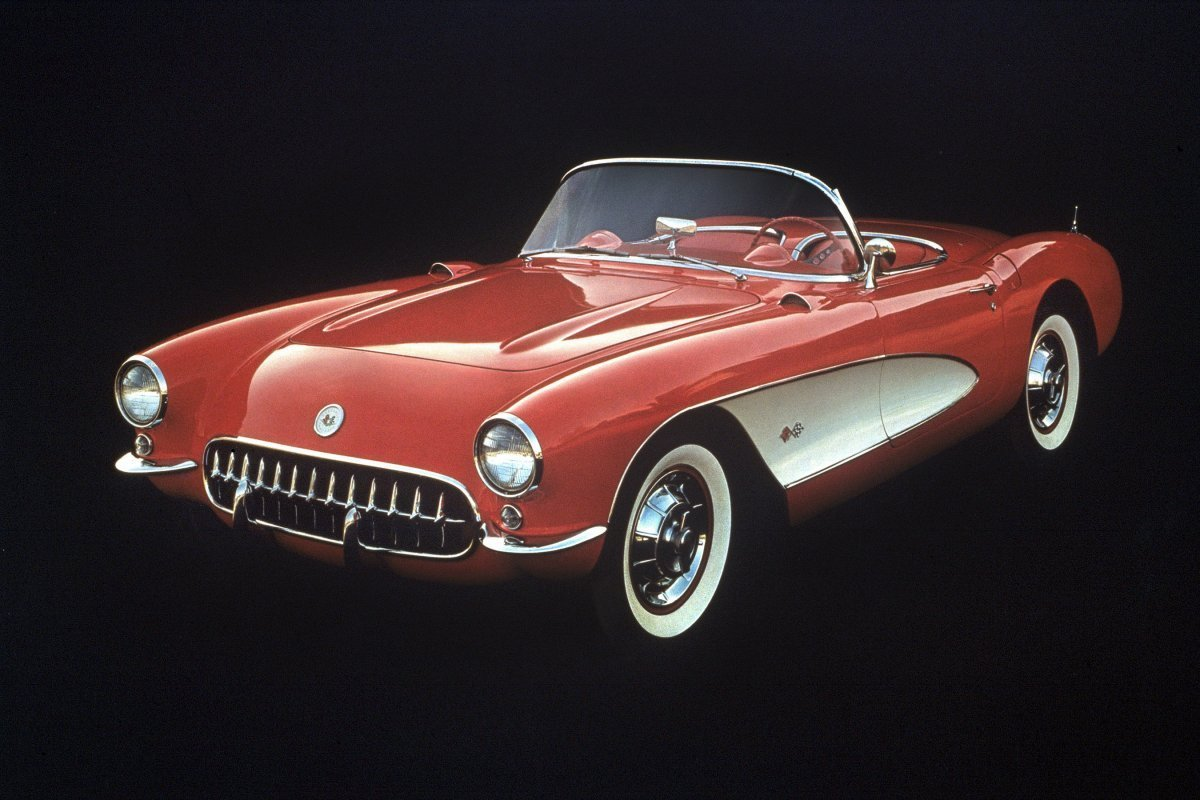 New A Photo History Of The Chevy Corvette Business Insider On This Month