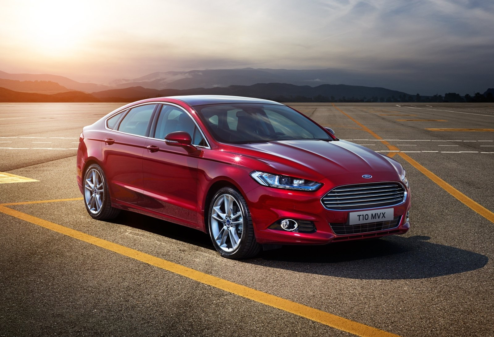 New Ford Details New Mondeo S Lineup Gets 210Ps 2 Liter On This Month