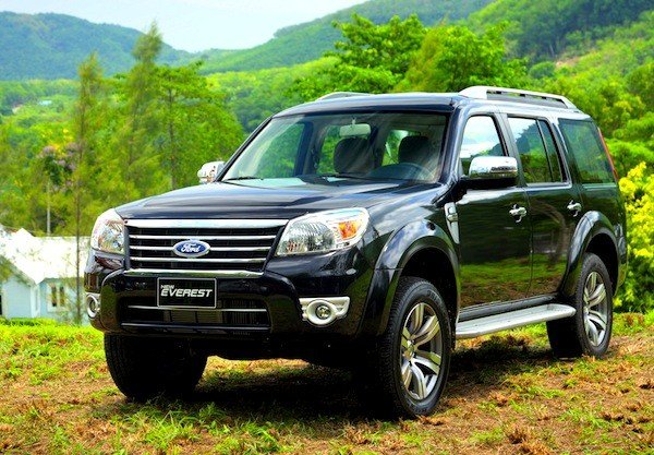 New Vietnam July August 2012 Toyota Fortuner Leads Ford On This Month