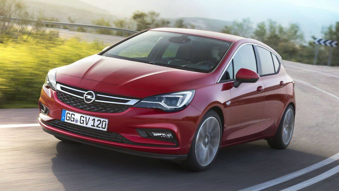 New Opel Astra 2016 Cars Models On This Month