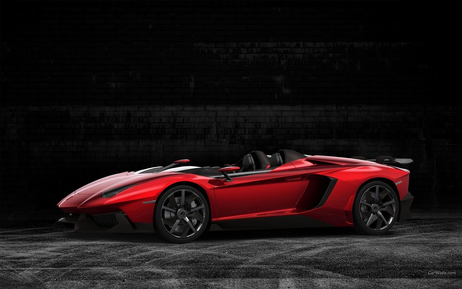 New Daily Amazing Fun Car Wallpapers Lamborghini In Red On This Month