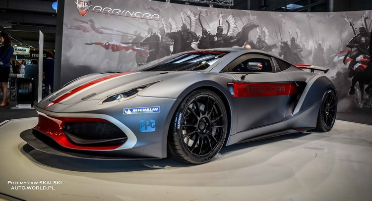New Track Focused Arrinera Hussarya Unveiled At Poznan Motor Show On This Month