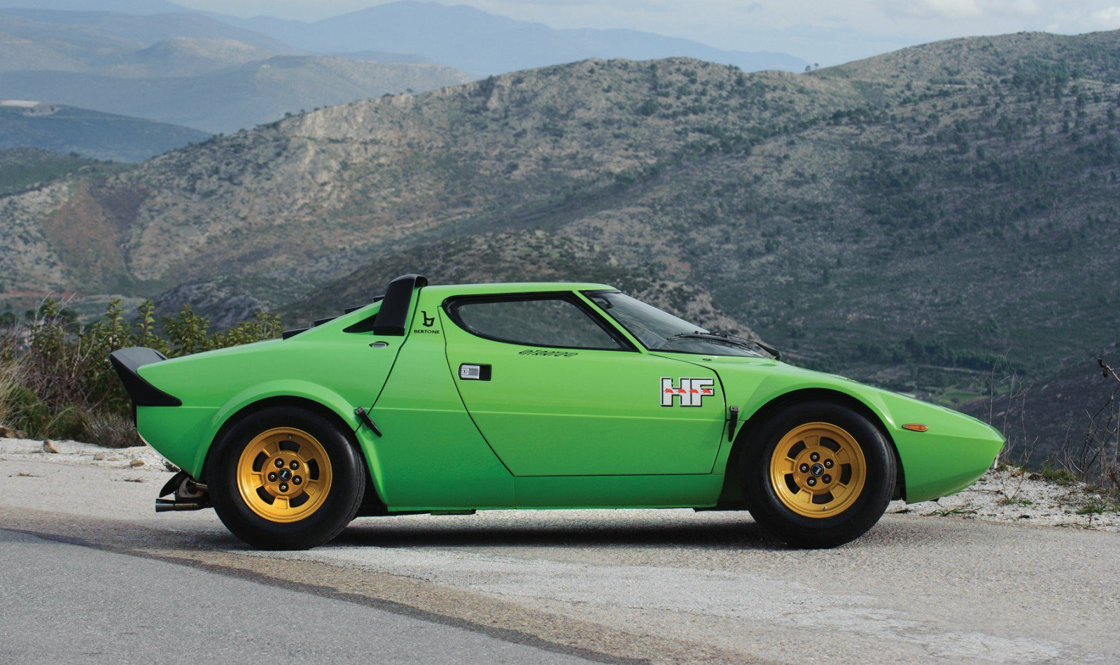 New Lancia Stratos On This Month