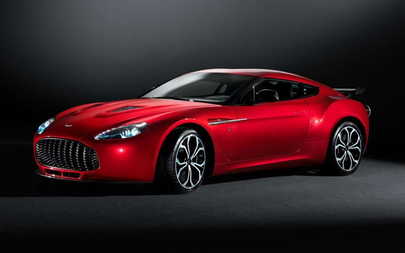 New Aston Martin V12 Zagato First Look Motor Trend On This Month