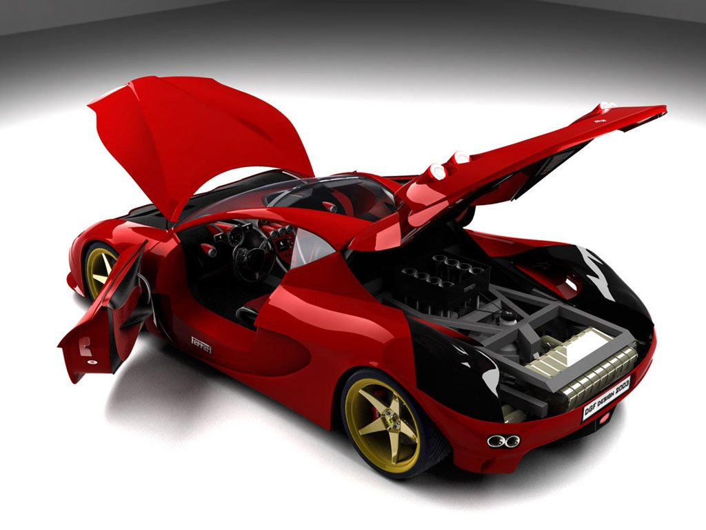 New Cars Car Ferrari On This Month