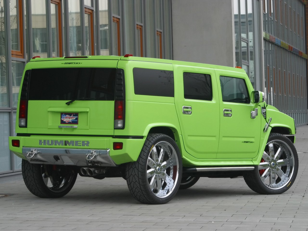 New Car Hummer H2 On This Month