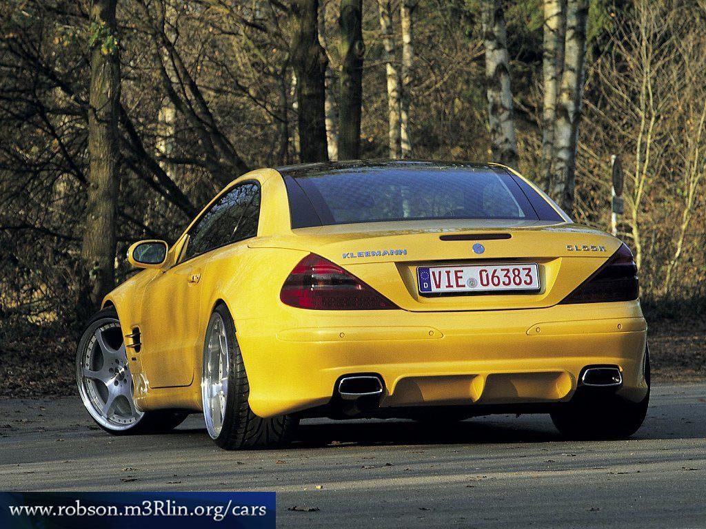 New Mercedes Cars Pictures Kleemann On This Month