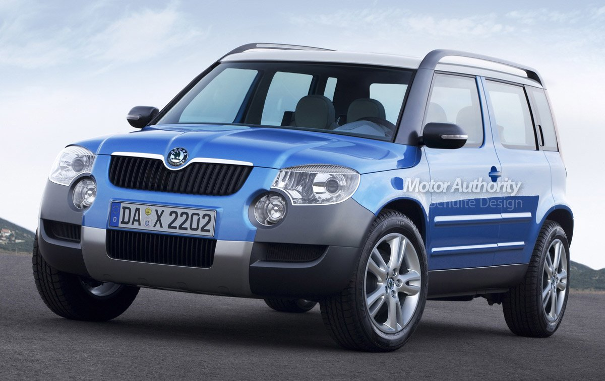 New Skoda Yeti 1280X720 Car Wallpaper Features Wallpapers On This Month