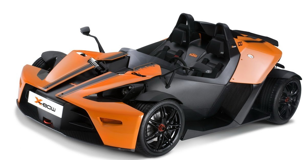 New Ktm To Debut X Bow Race Cars For The Fia Gt4 Championship On This Month