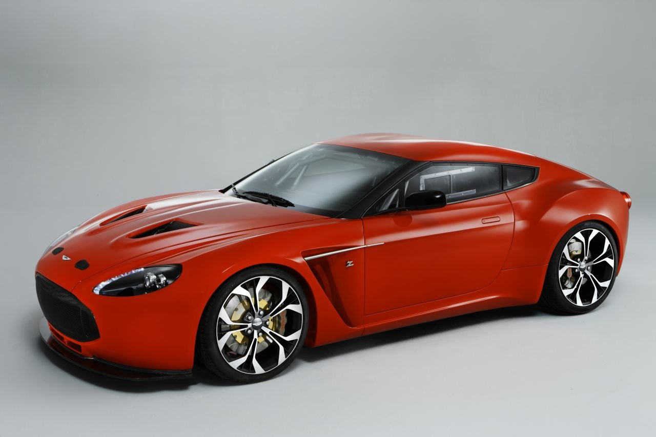 New Daily Cars Aston Martin One 77 And V12 Zagato Set For On This Month