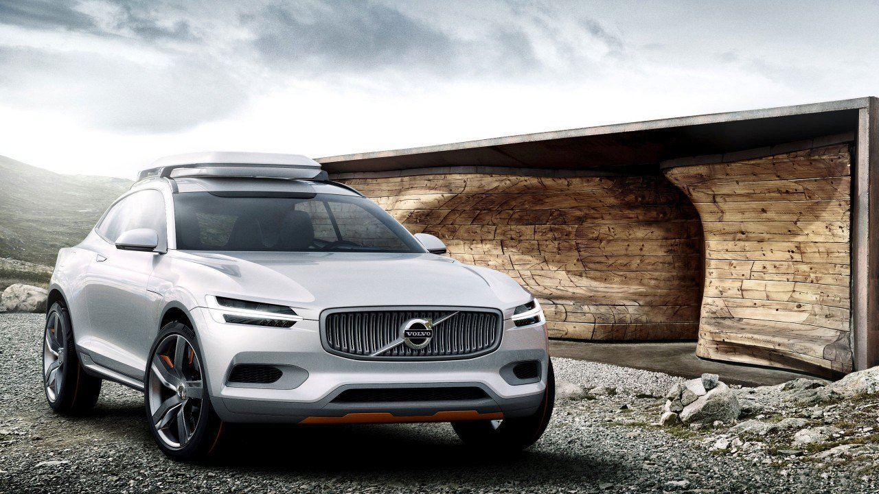 New 2014 Volvo Xc Coupe Concept Wallpaper Hd Car Wallpapers On This Month