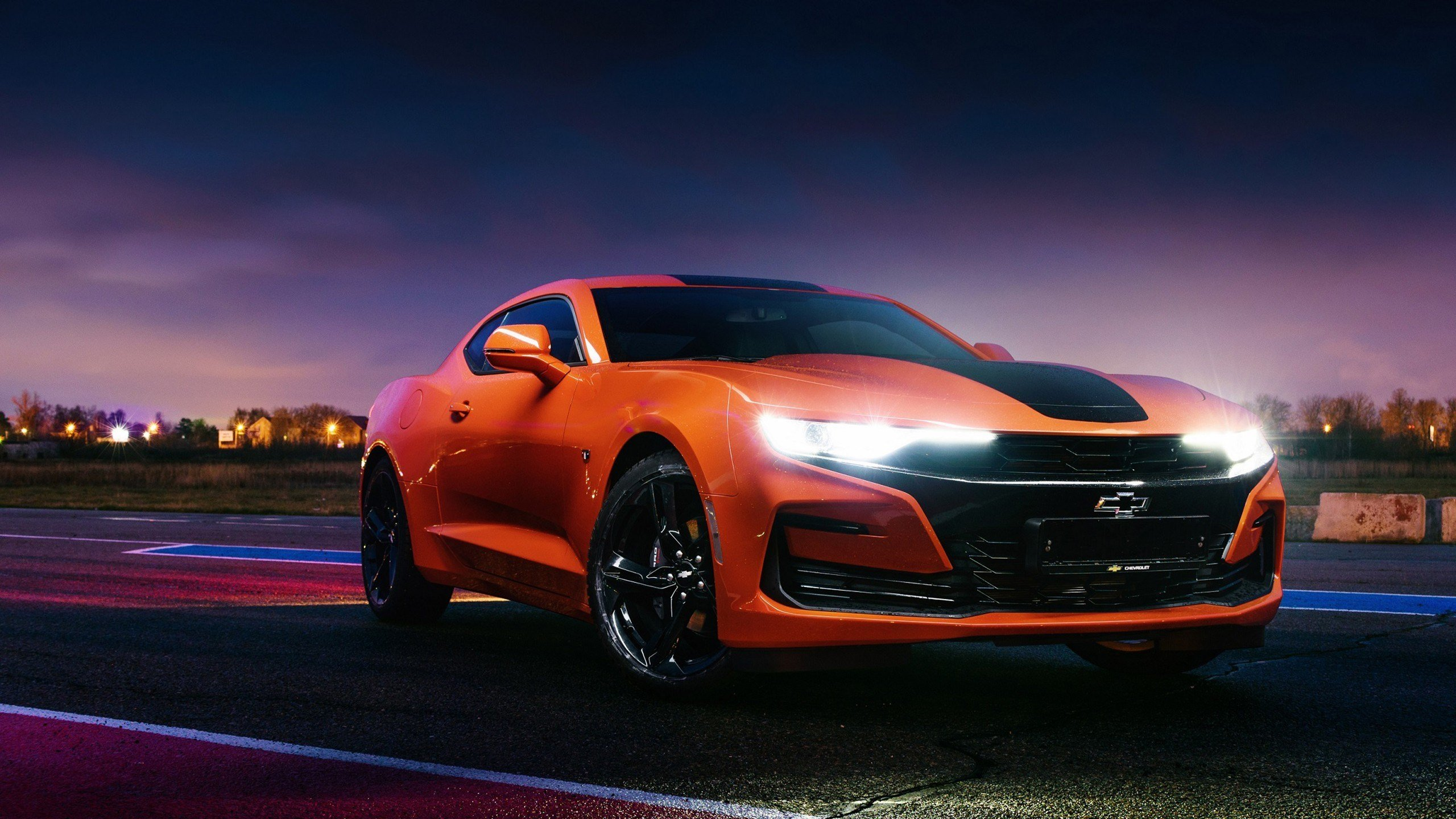 New Chevrolet Camaro 2019 Wallpaper Hd Car Wallpapers Id On This Month