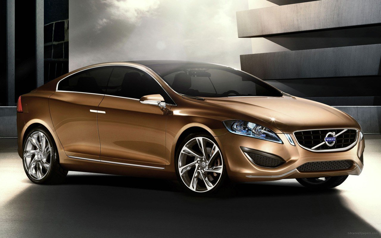 New Widescreen Volvo S60 Concept Wallpaper Hd Car Wallpapers On This Month