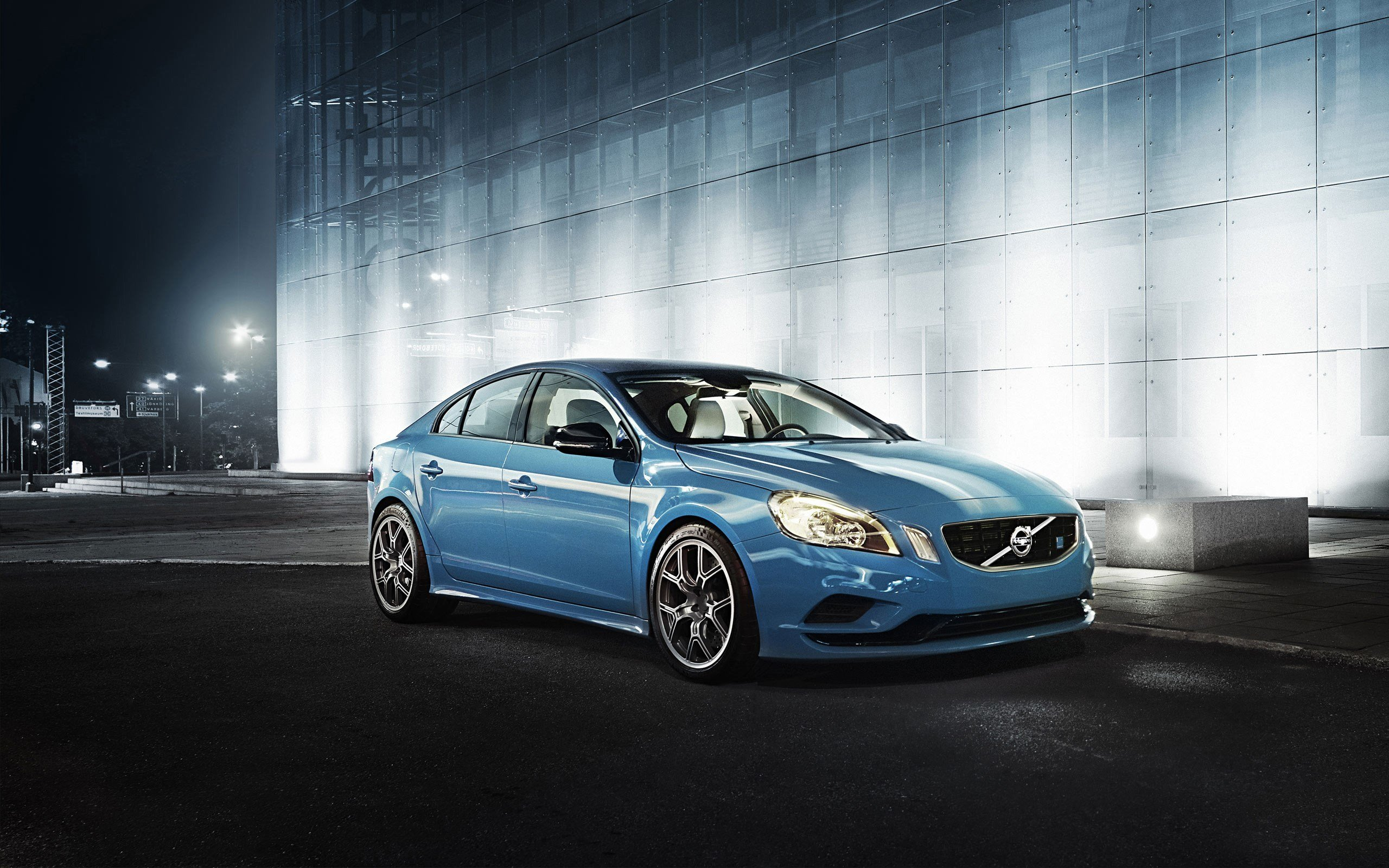 New 2012 Volvo S60 Polestar Wallpaper Hd Car Wallpapers Id On This Month