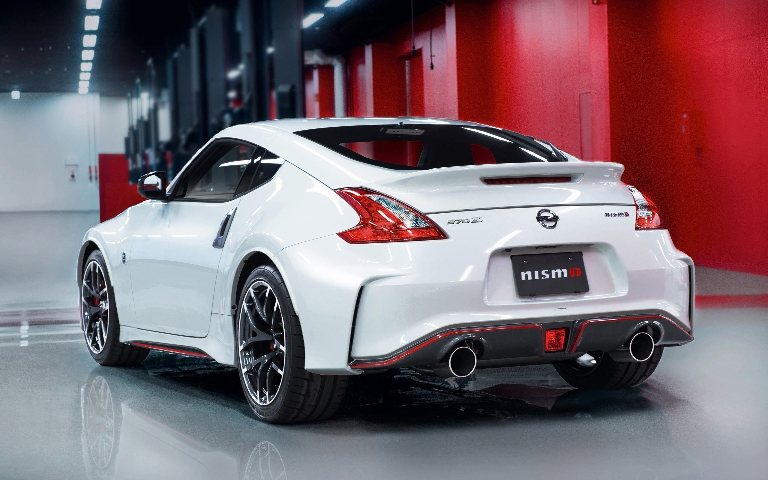 New 2015 Nissan 370Z Nismo 4 Wallpaper Hd Car Wallpapers On This Month