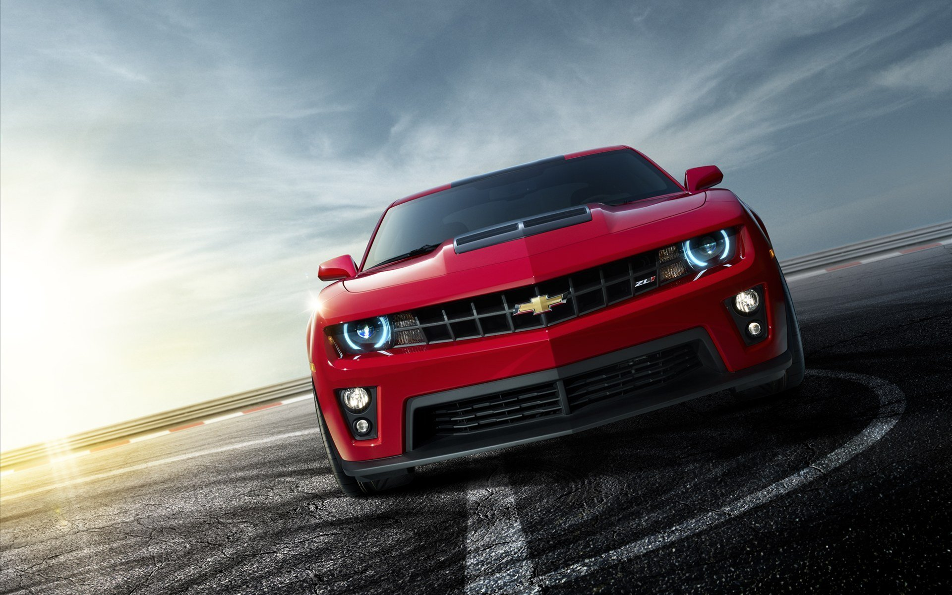 New Chevrolet Camaro Zl1 2012 Wallpaper Hd Car Wallpapers On This Month