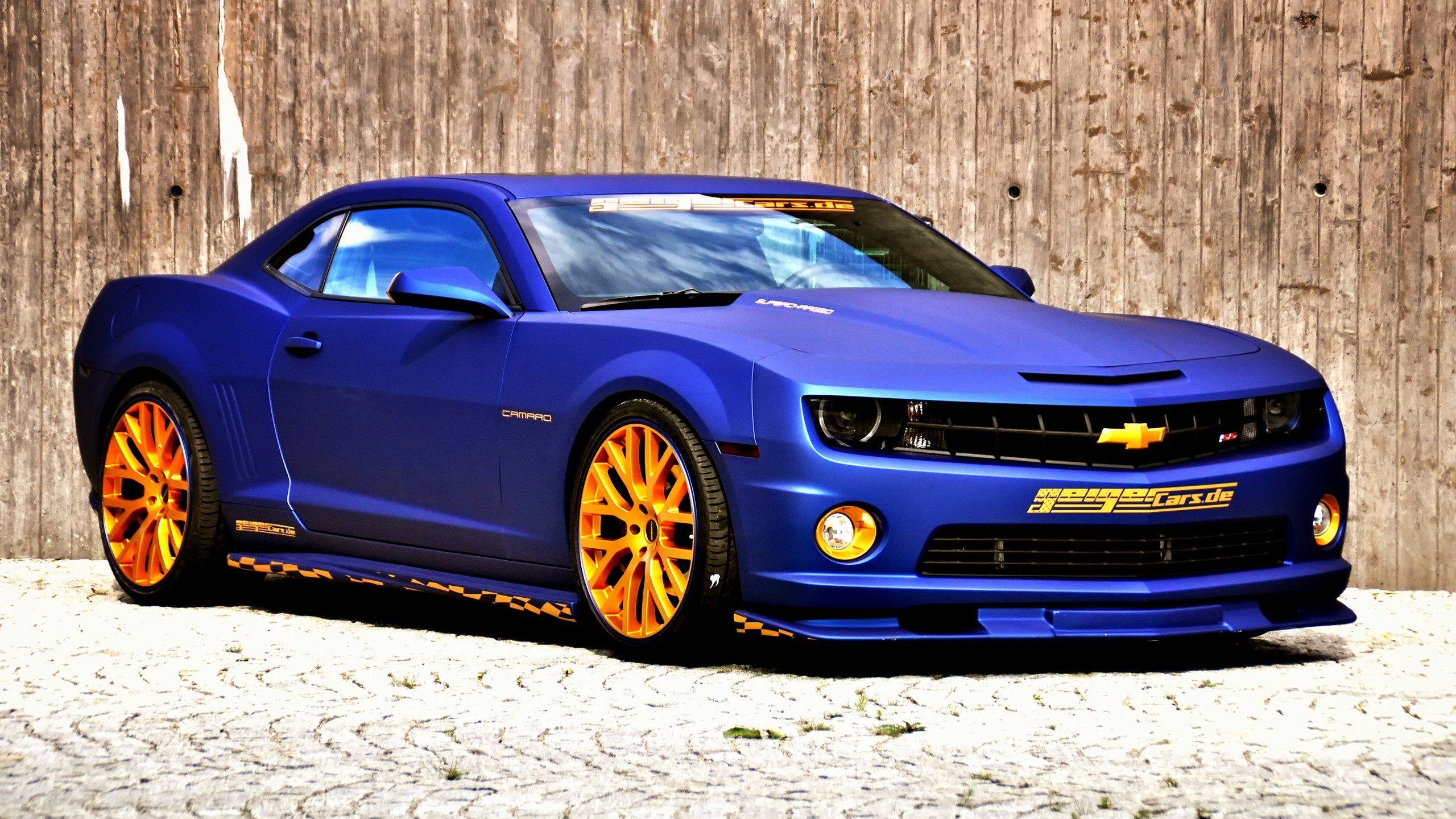 New Geiger Chevrolet Camaro Ss Wallpaper Hd Car Wallpapers On This Month
