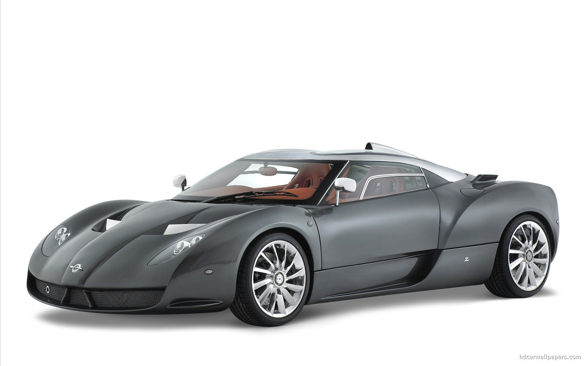 New Spyker C12 Zagato Wallpaper Hd Car Wallpapers Id 1173 On This Month