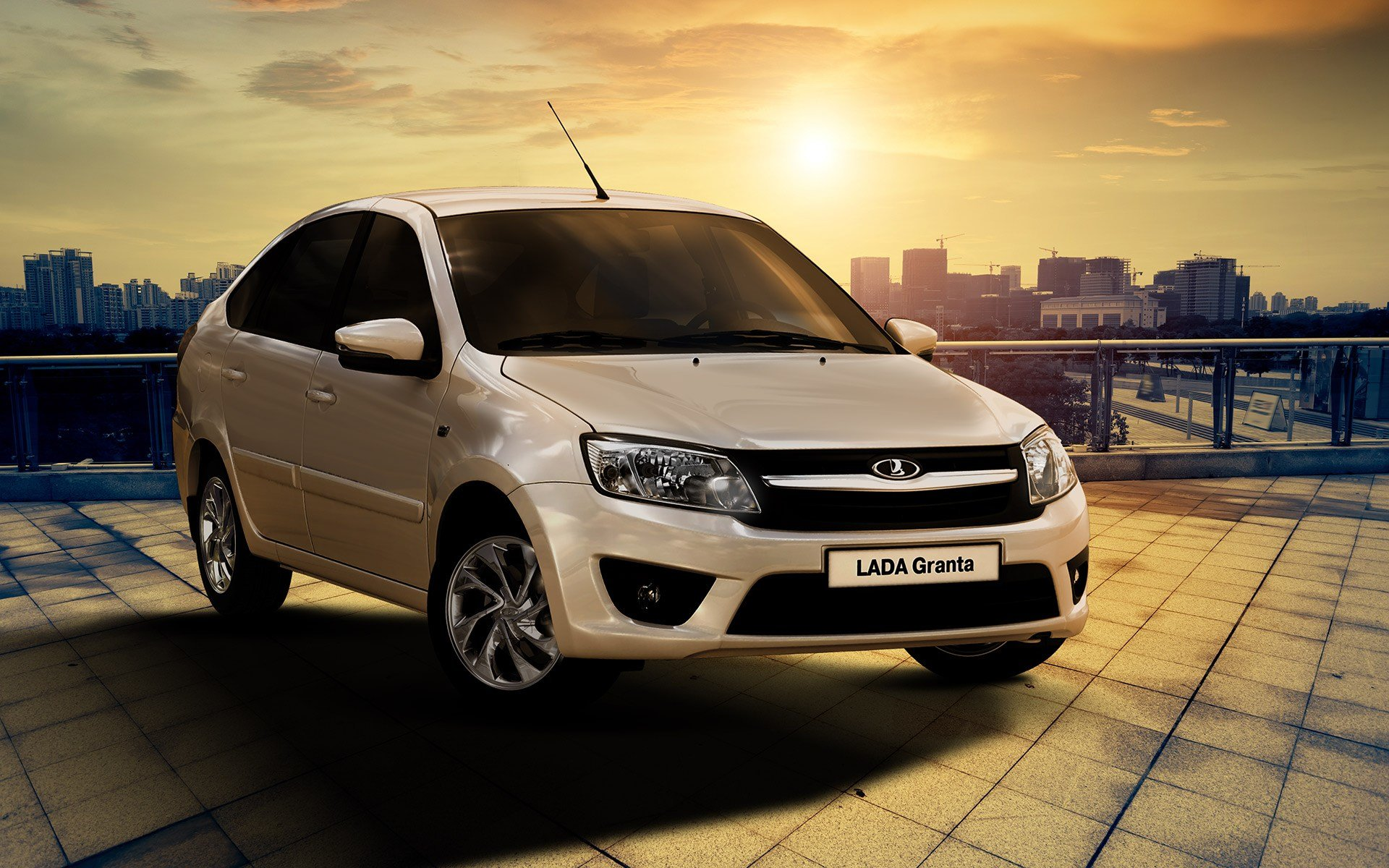 New Lada Granta Liftback Review Lada Official Website On This Month