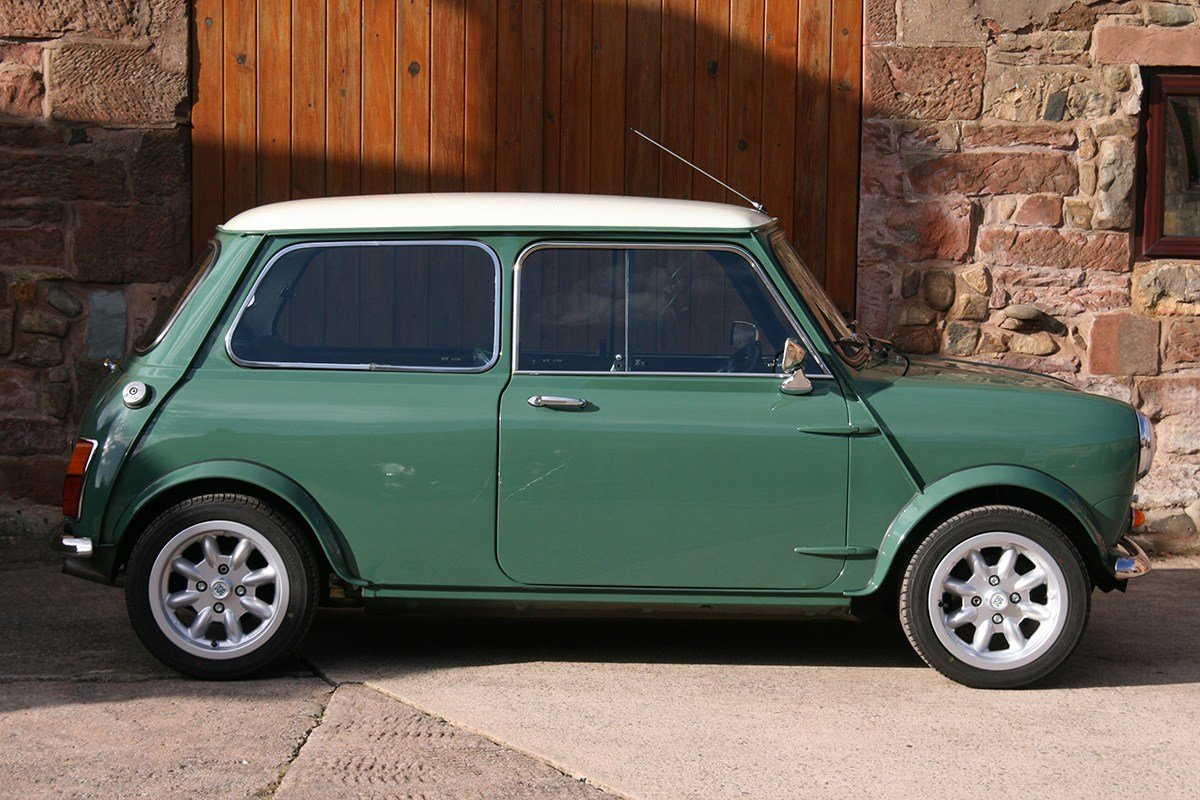 New Morris Mini Cooper S British Classic Cars For Hire On This Month