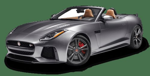 New Gray Jaguar F Type Svr Convertible Car Png Image Pngpix On This Month