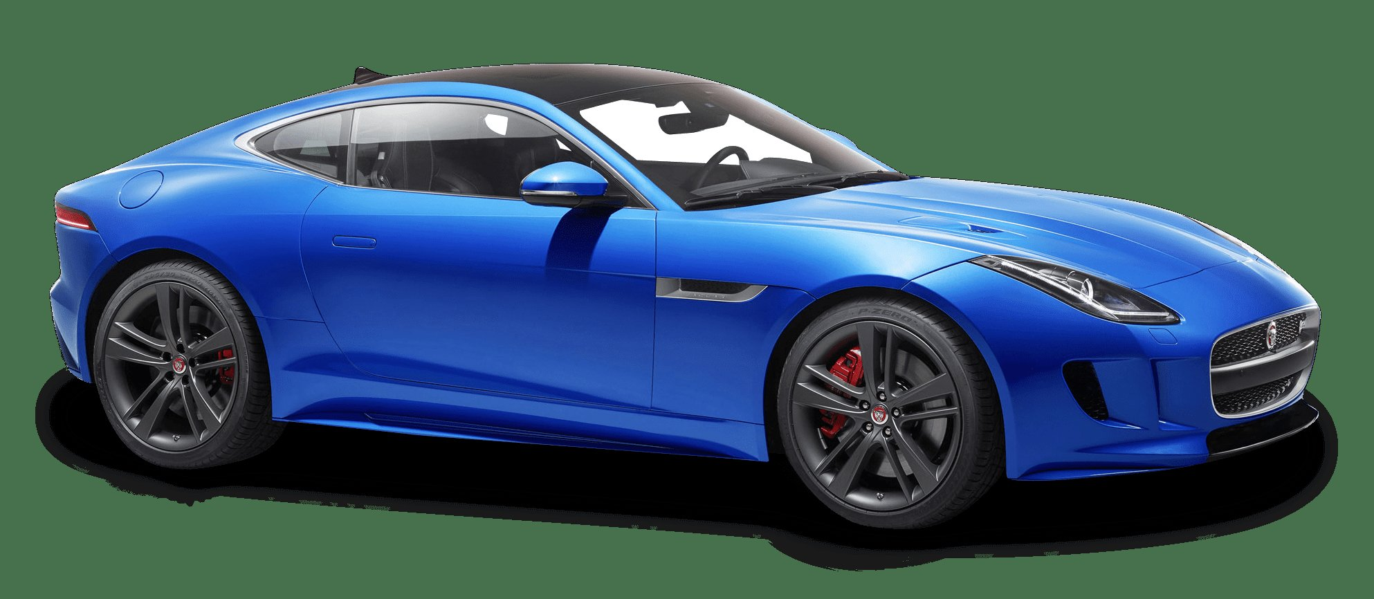 New Jaguar F Type Luxury Sports Blue Car Png Image Pngpix On This Month