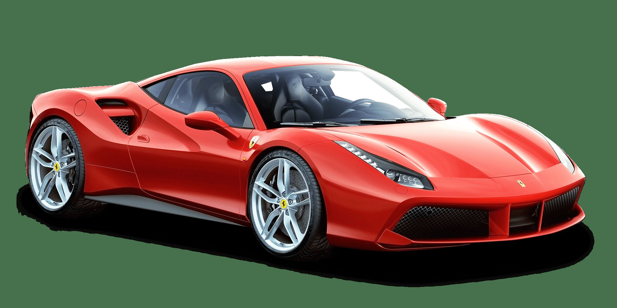 New Red Ferrari 488 Gtb Car Png Image Pngpix On This Month