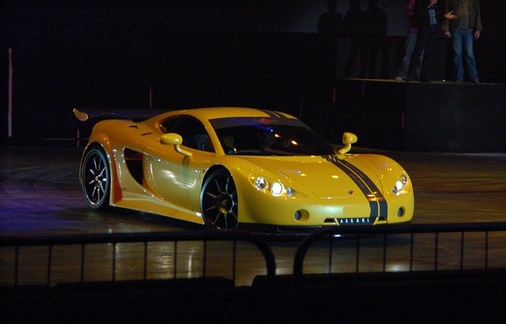 New Super Exotic And Concept Cars Ascari A10 On This Month